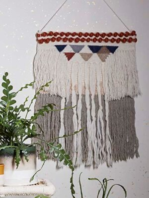 Multi Wool Wall hanging