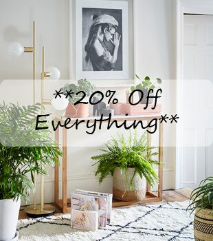 closing down sale 20% off everything