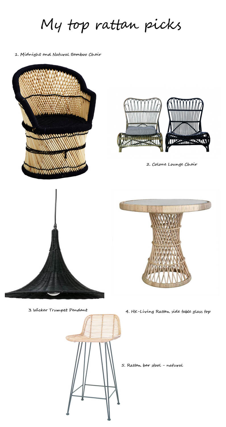 Pleasing Rattan Obsession Hollys House Gmtry Best Dining Table And Chair Ideas Images Gmtryco